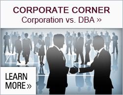 Corporate Corner